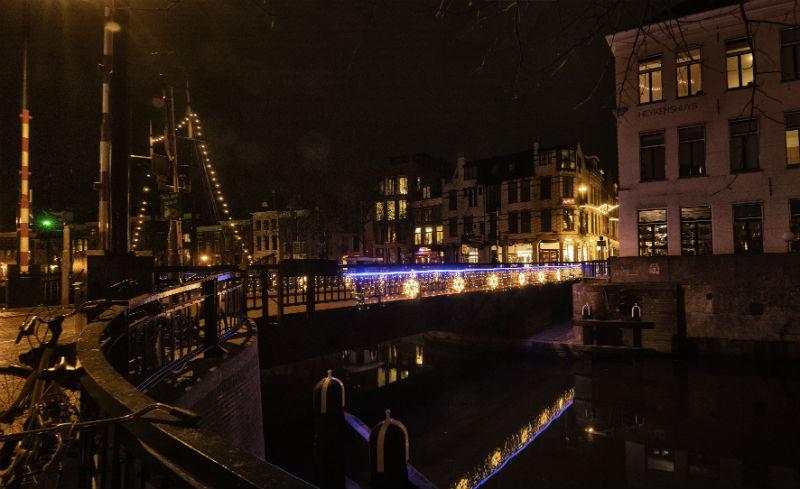 A-brug-In-Groningen