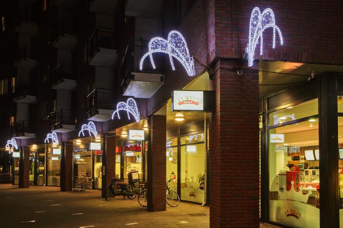 Winkelcentrum-Drielanden
