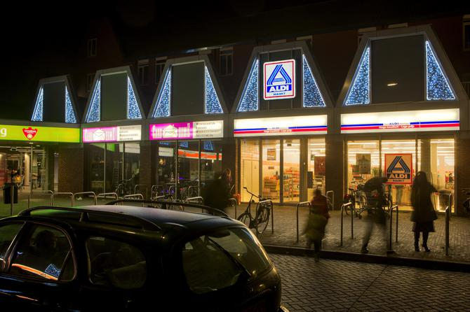 Winkelcentrum-Lewenborg