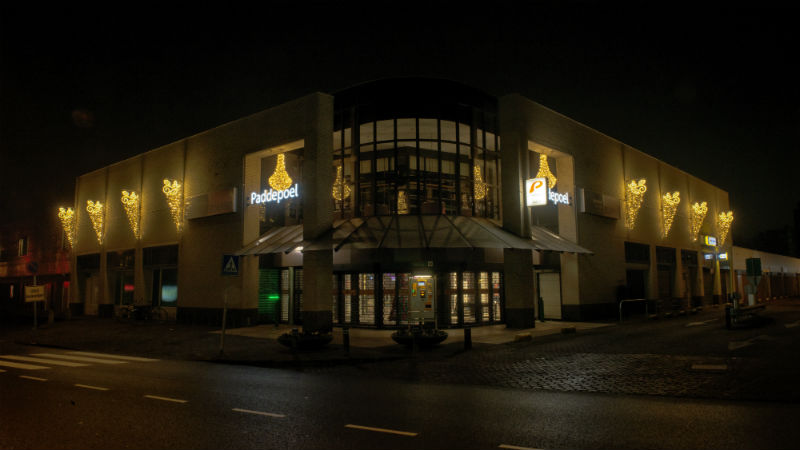 Winkelcentrum-Paddepoel-te-Groningen