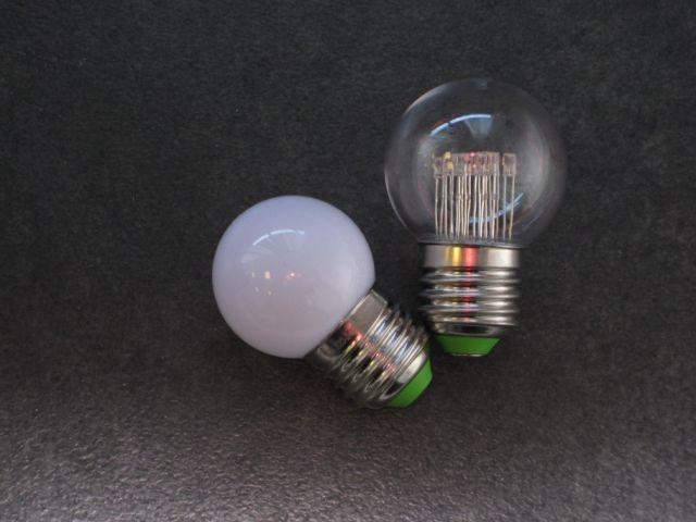 LED-kogellampen