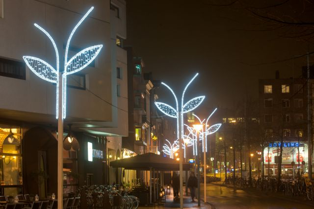 Vlinder-minilampjes
