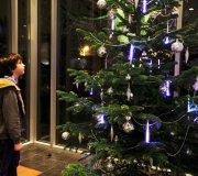 Snowfall-in-kerstboom