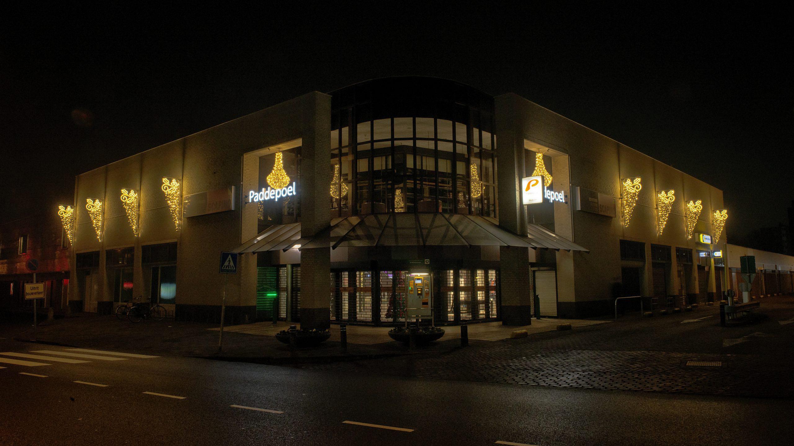 Groningen Winkelcentrum Paddepoel