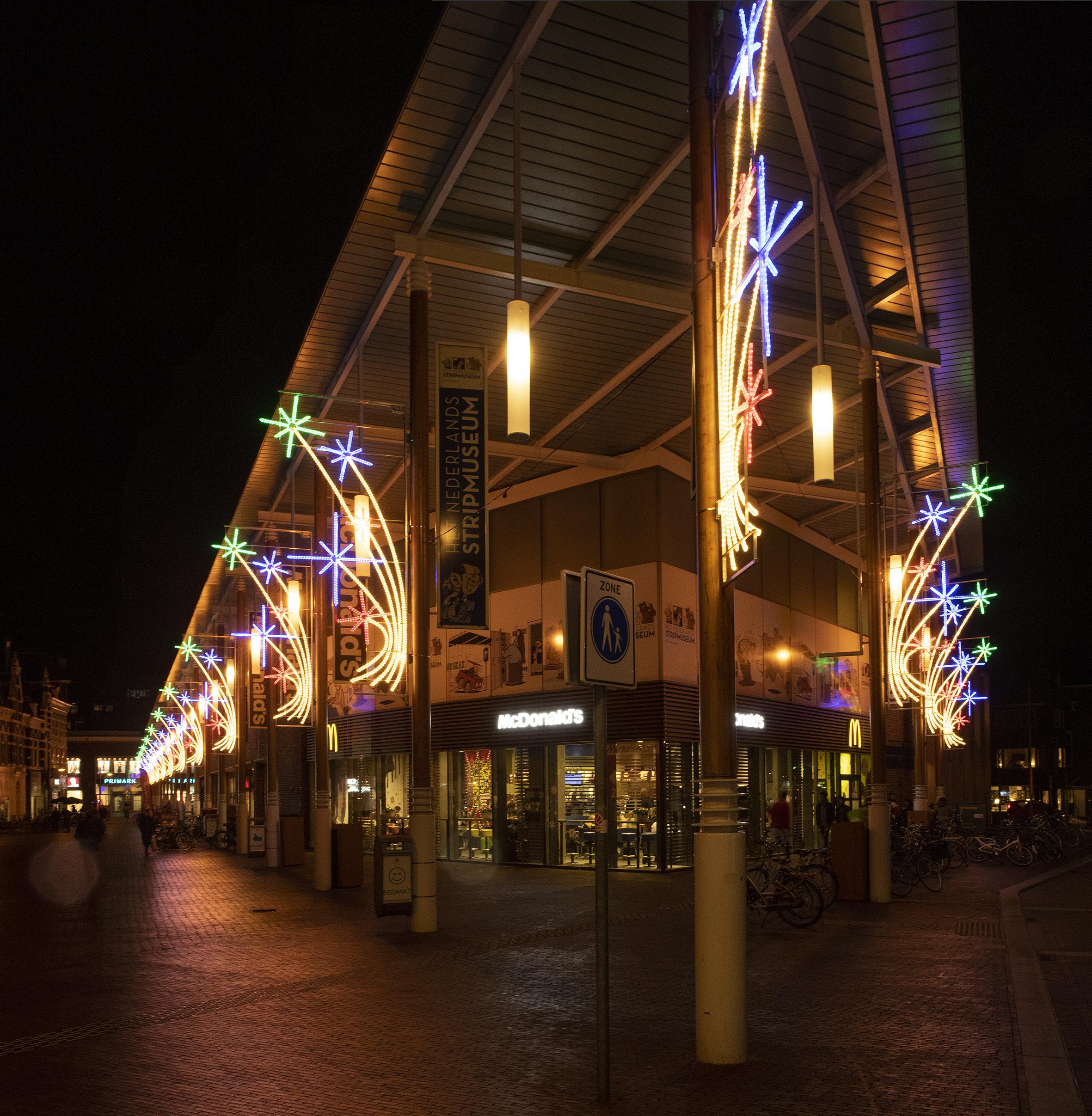 Groningen winkelcentrum Westerhaven