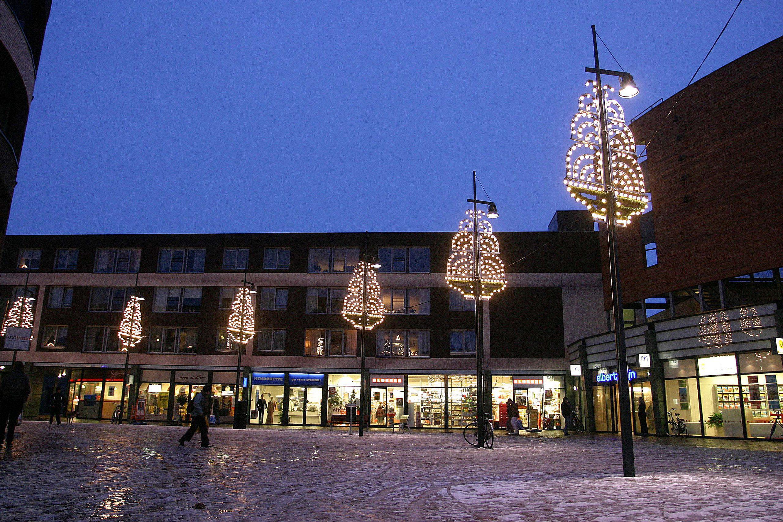 Groningen Winkelcentrum Vinkhuizen